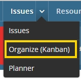 Twproject Kanban - organize project's to-do | Twproject support